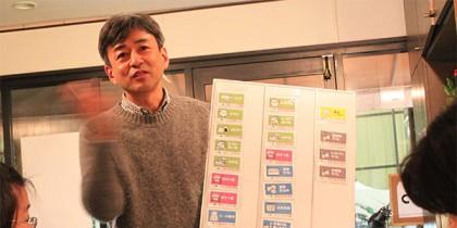 IDPCハナキン第4回×スタディカフェ「プランニングとデザインとの間」開催