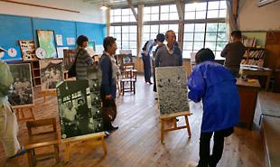 KENPOKU ART 2016 – 日渡の里プロジェクト 40人のクリエイターの40枚のポスター展 開催